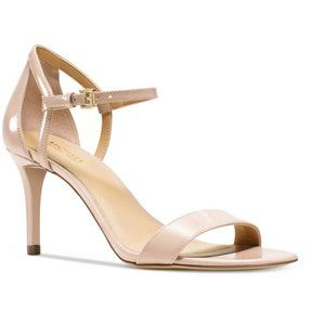 Michael Kors Size 9M Nude Simone Dress Sandals
